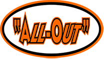 All Out Bail Bonds Logo